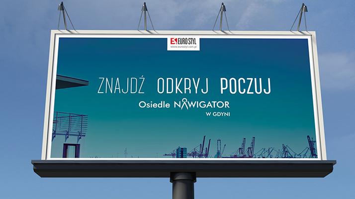Kampania reklamowa – Osiedle Morskie, Osiedle Nawigator