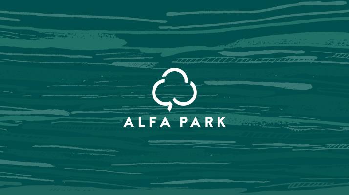 ALFA PARK – Rebranding
