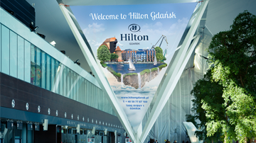 Creative advertising – Hilton