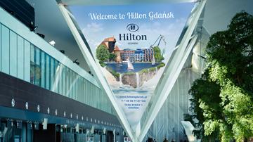 Creative advertising – Hilton